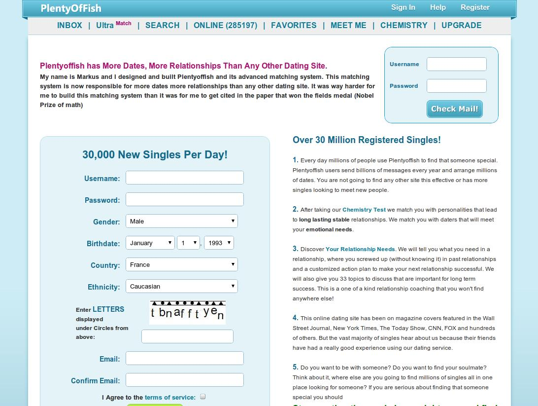 Primordials online dating