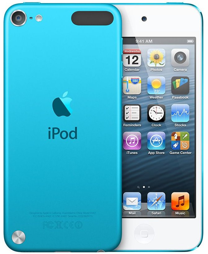 The gallery for --> Ipod Touch 5th Generation Compared To ...