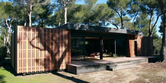 maison en kit ecologique ventana blog. Black Bedroom Furniture Sets. Home Design Ideas