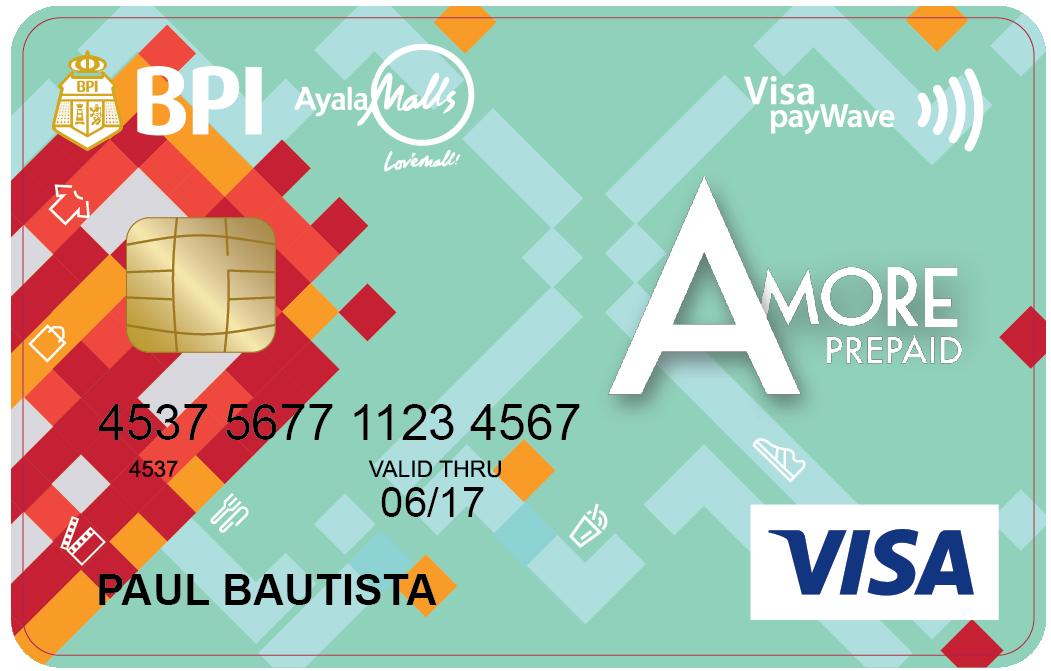 amore visa prepaid - Visa Prepaid Travel Card