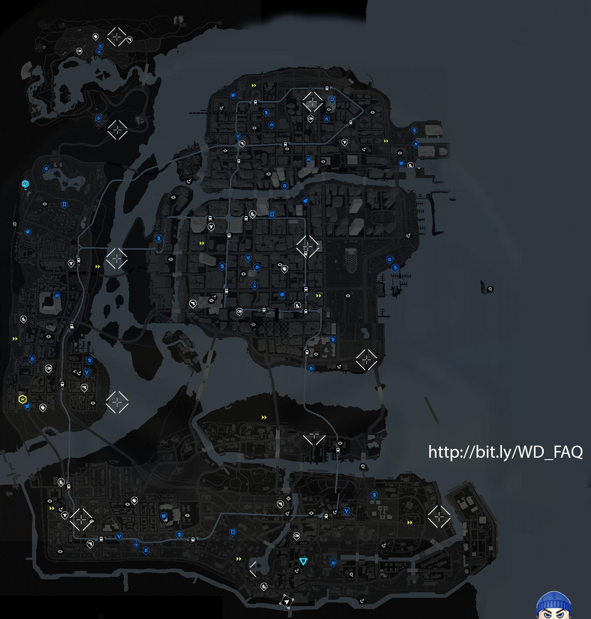 Video Game Maps Comparison Tables Socialcompare