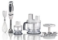 Braun Multiquick Hand Blenders  Cup Food Processor Attachment Youtube